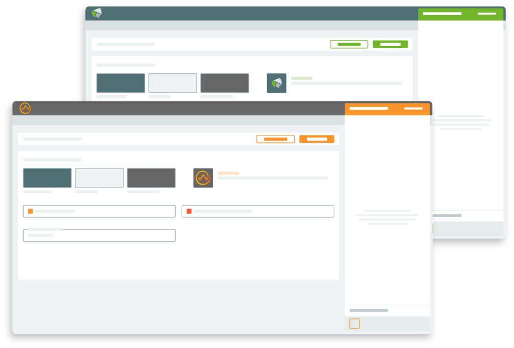 Customizing der Plattform